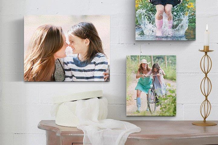 Put friends and family in the frame with portrait photos