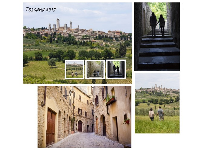 Stampa Collage